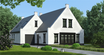 Huis Laten Bouwen : Een eigen huis bouwen doet u met groothuisbouw