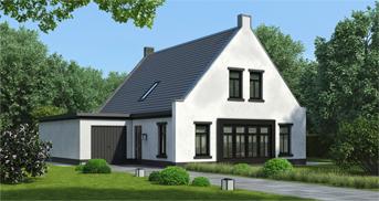 Semi Bungalow Bouwen : Een eigen huis bouwen doet u met groothuisbouw