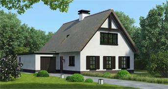 Een eigen huis bouwen doet u met groothuisbouw for Catalogus woning bouwen