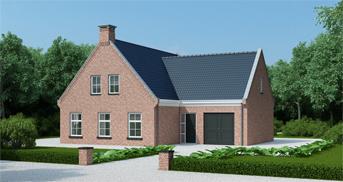 Een eigen huis bouwen doet u met groothuisbouw