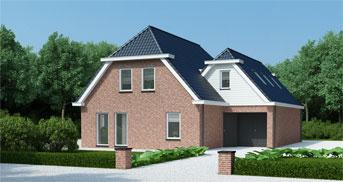 Huis Bouwen Prijs : Een eigen huis bouwen doet u met groothuisbouw!